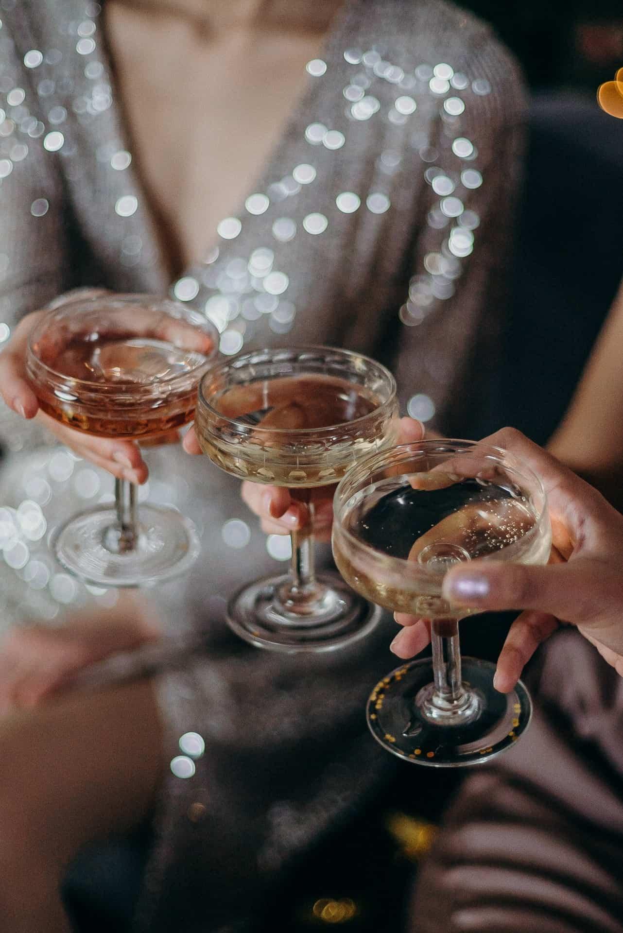 חתונת חורף - אלכוהול