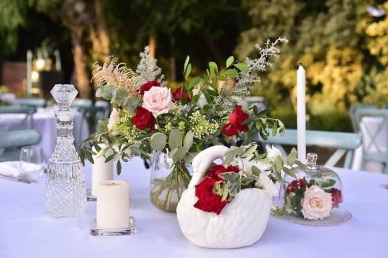 חתונה מעוצבת שעןצב על ידי Flowers By Maya
