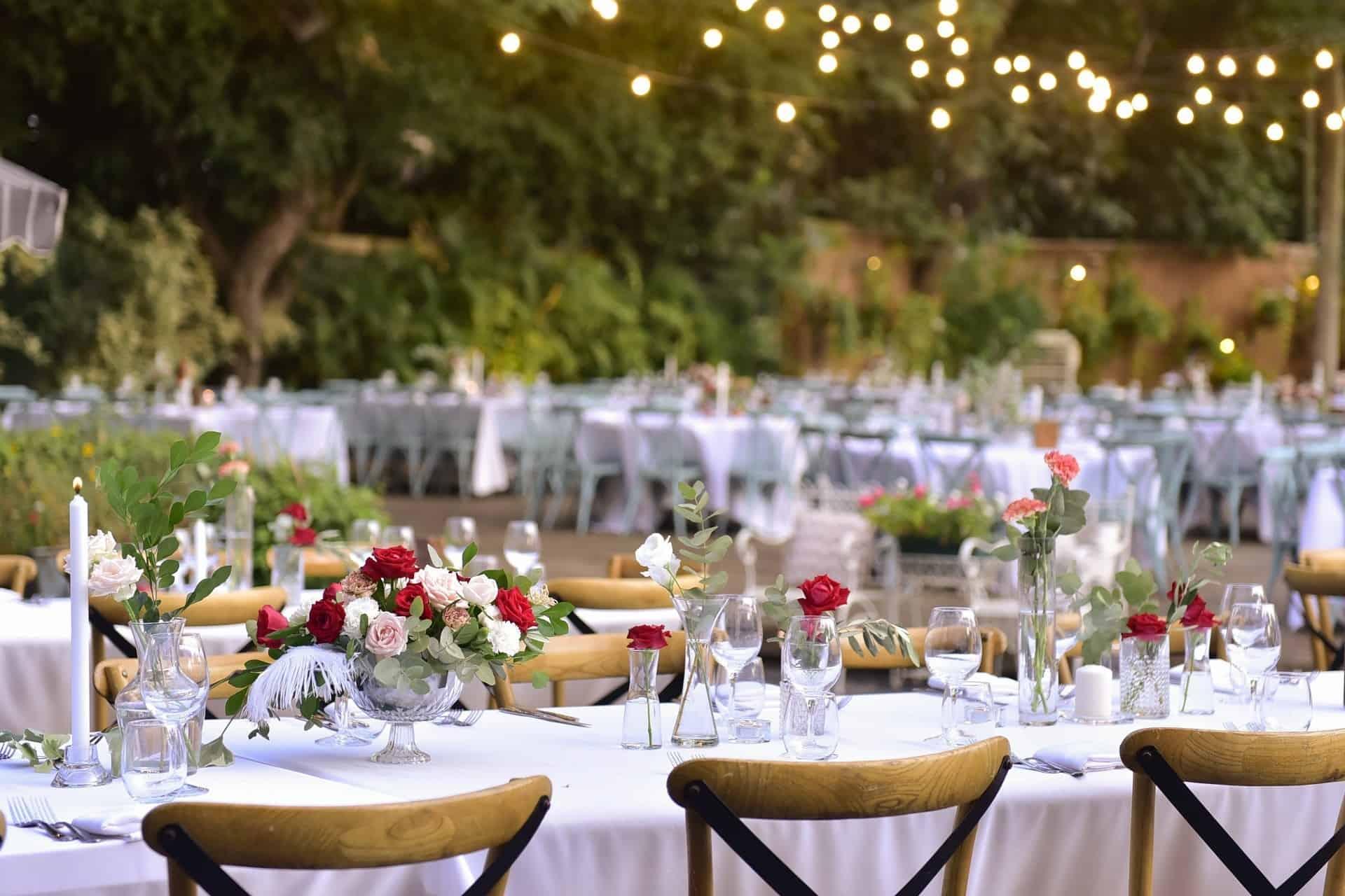 פרחים בחתונה