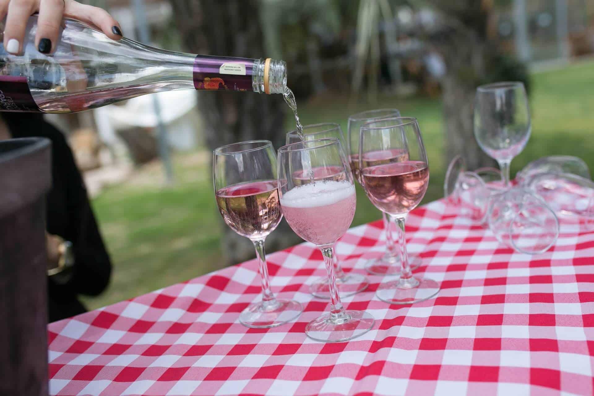 יין בערב טעימות