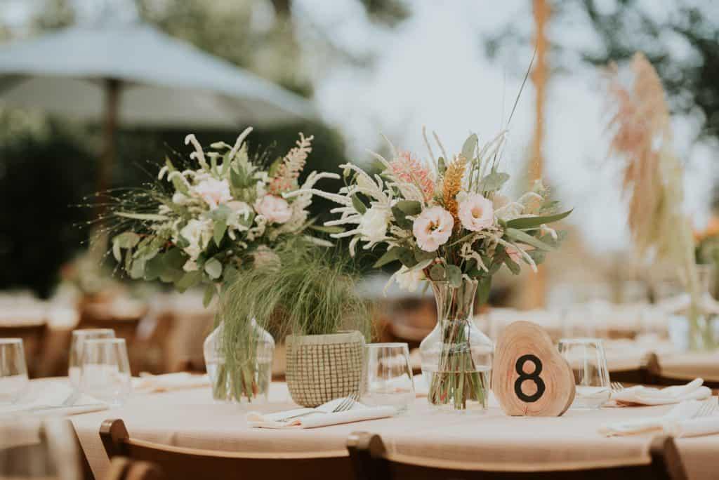 עיצוב לחתונה יום שישי קייצי