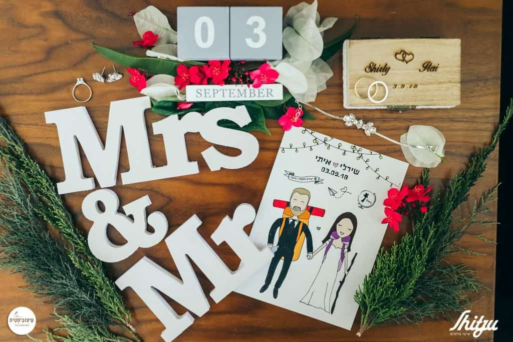 עיצוב לחתונה