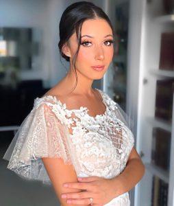 כלה מתארגנת לקראת החתונה1