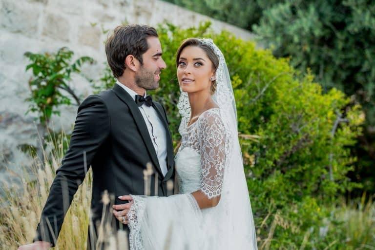 הצלם יניב כהן מצלם כלה וחתן בצילומי חוץ