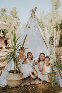 מעצבת חתונות -White Rainbow