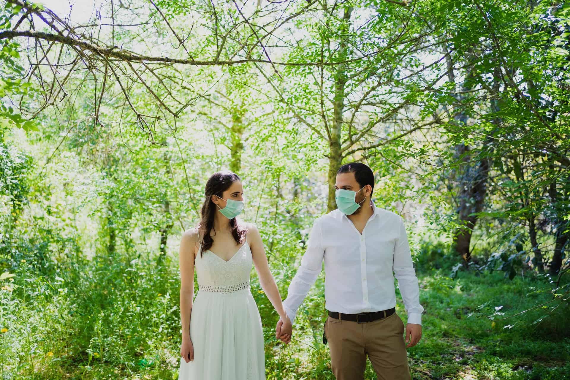 להתחתן בזמן הקורונה