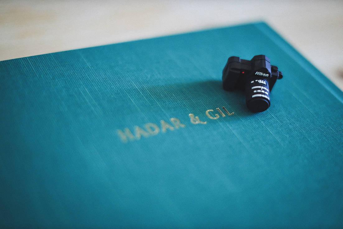 אלבום עם מצלמה קטנה