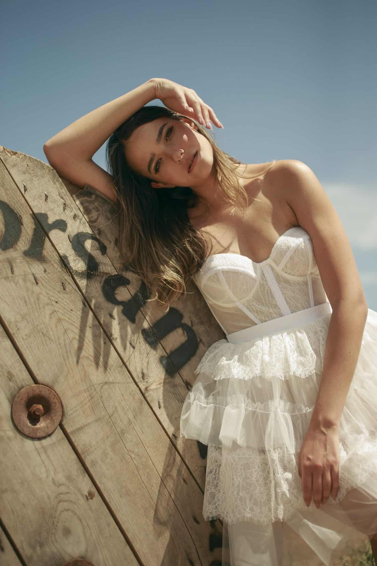 שמלת כלה מעצובת ומיוחדת