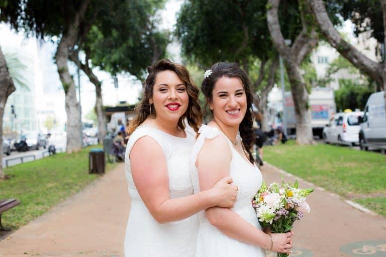 כלות מתחתנות