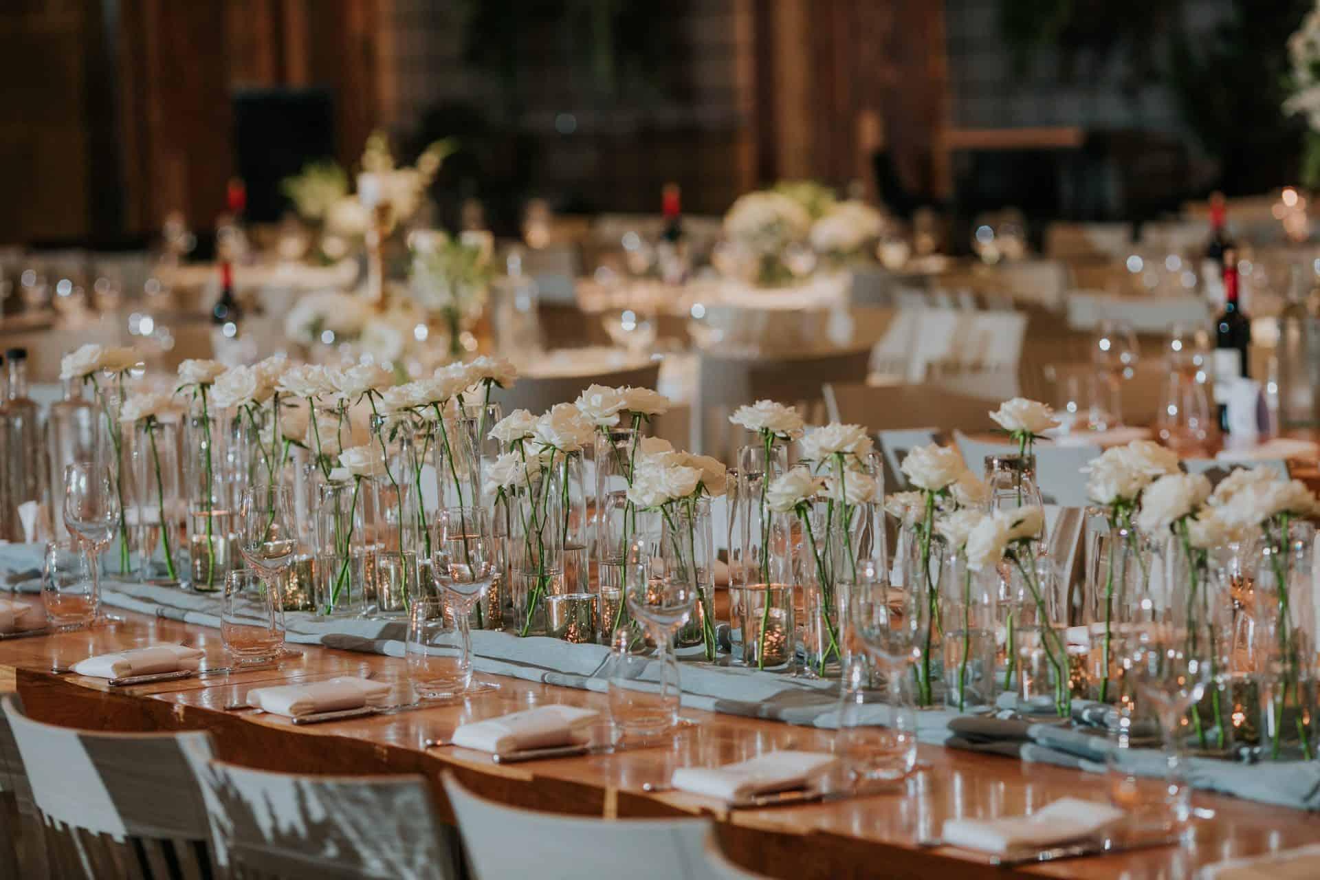 עיצוב אולם פסטורלי כשדאגו עיצוב לחתונה