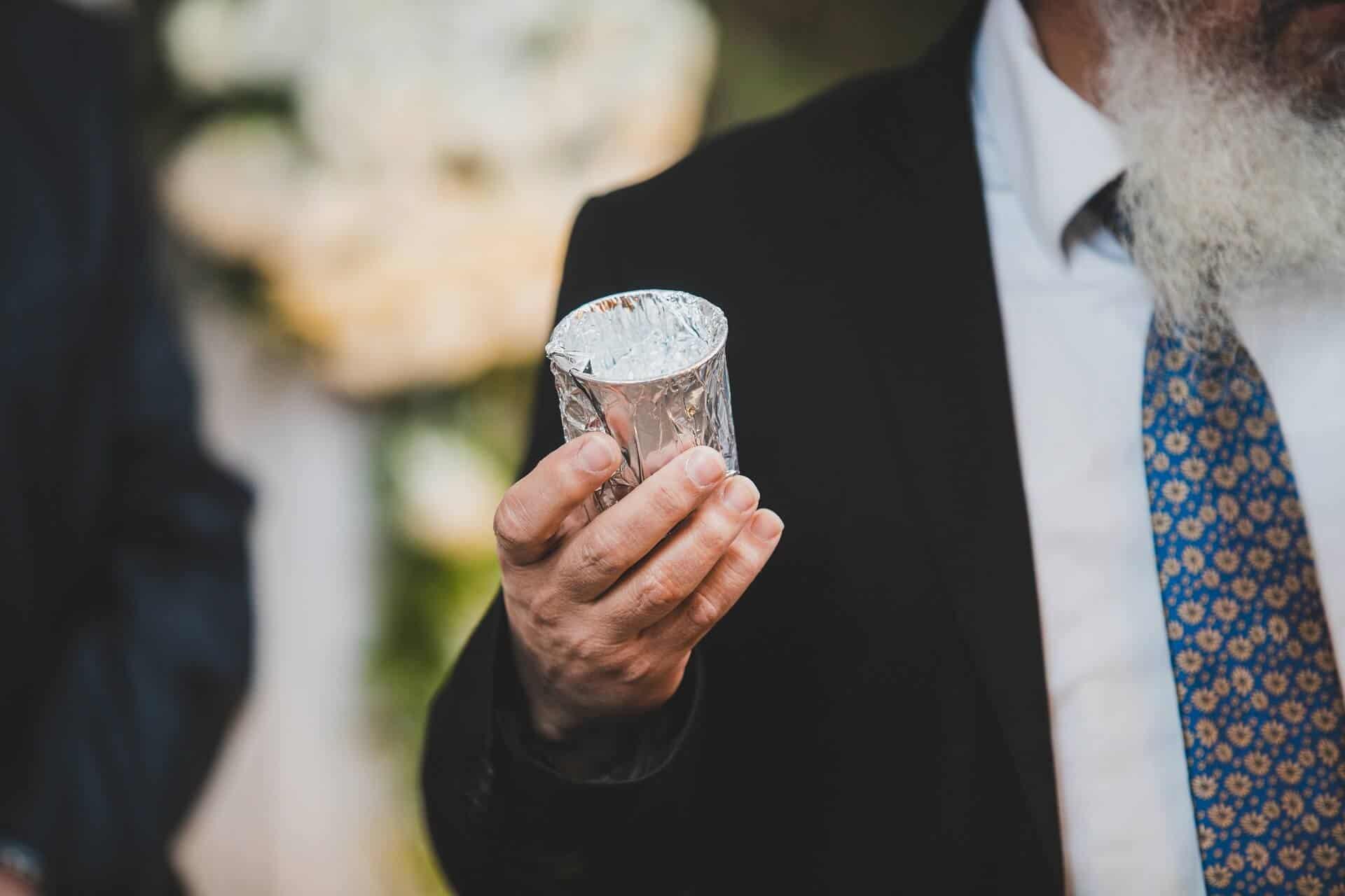 בחירת רב לחתונה