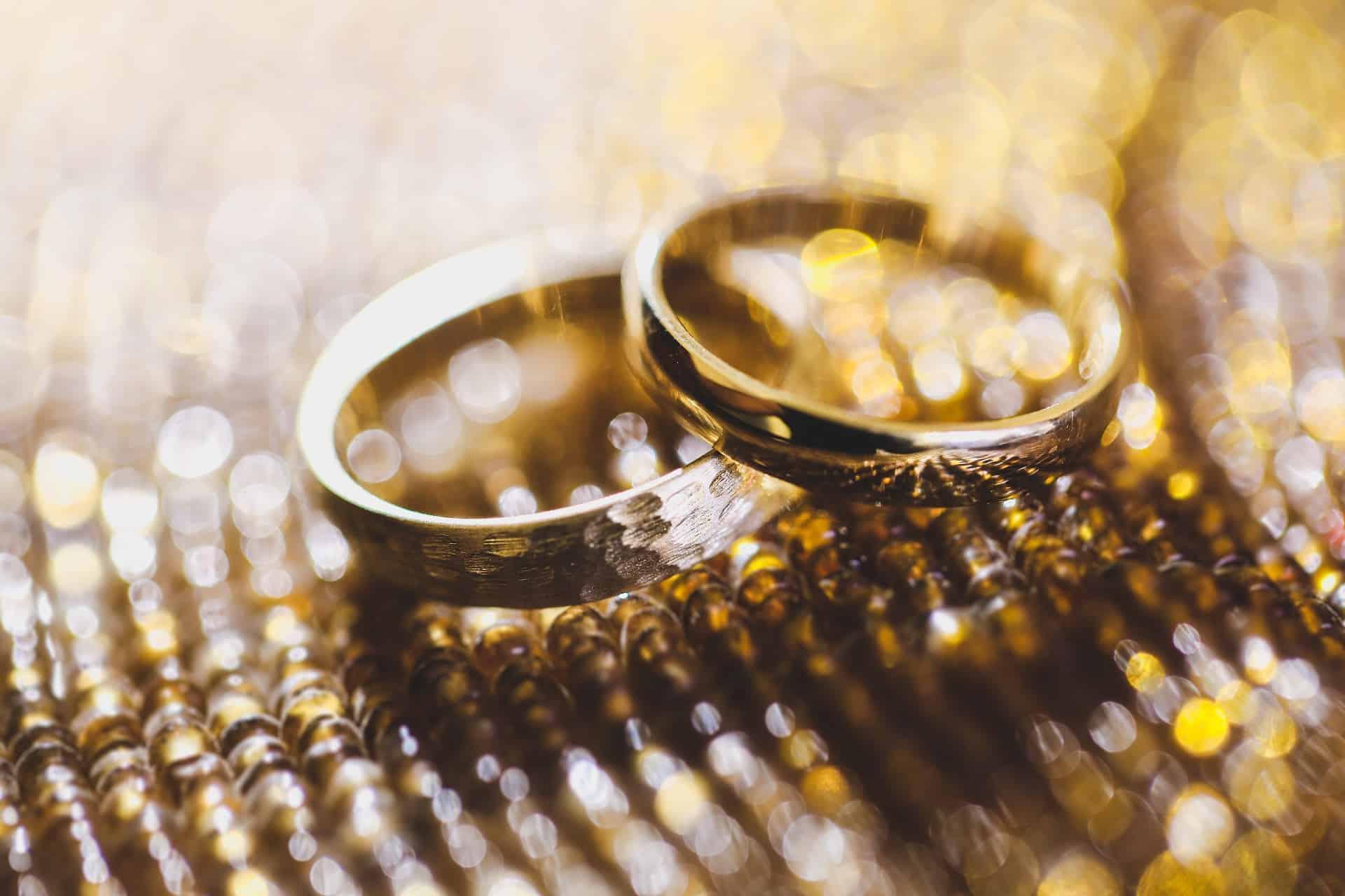 איך לבחור טבעות נישואין
