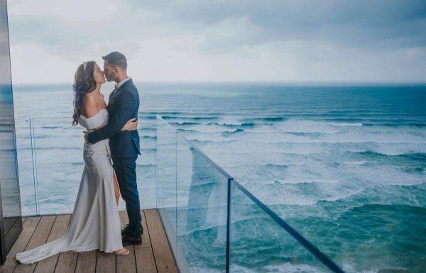 חתונת בזק מהאגדות – סיפור האהבה של ענת ולירוי