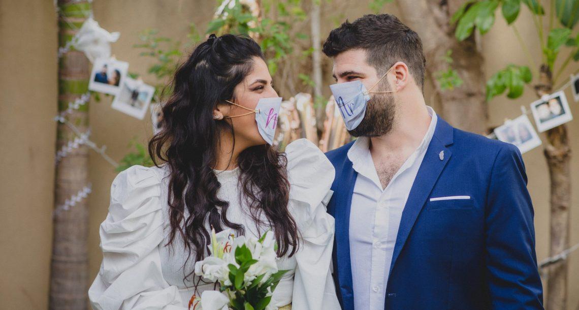 אהבה בימי קורונה – החתונה של עידו ושני