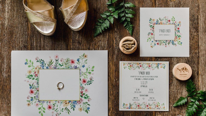 הזמנות לחתונה – כל מה שרציתם לדעת!